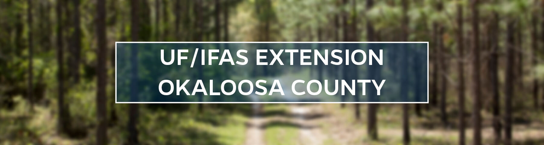 UF/IFAS Extension Okaloosa County