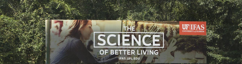 healthy florida living billboard
