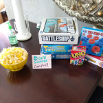 board game activity center