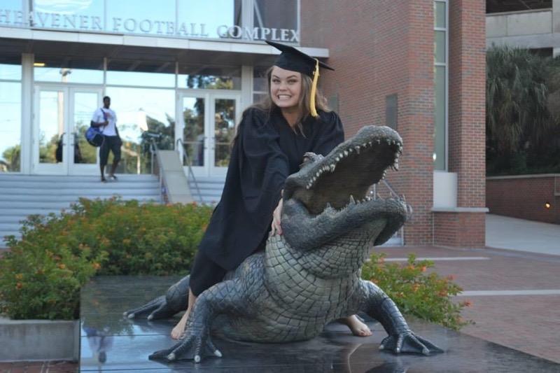 Gator graduation