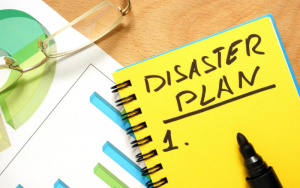 disaster plan graphics