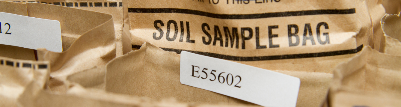 soil test bag