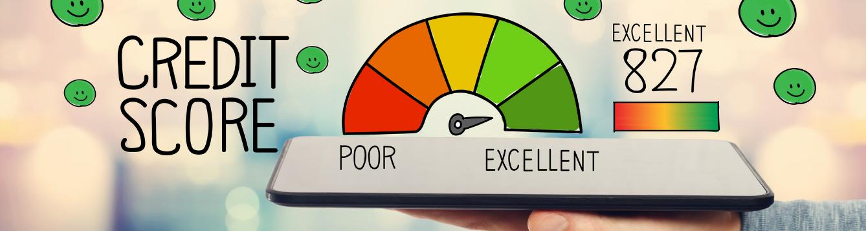 credit report meter