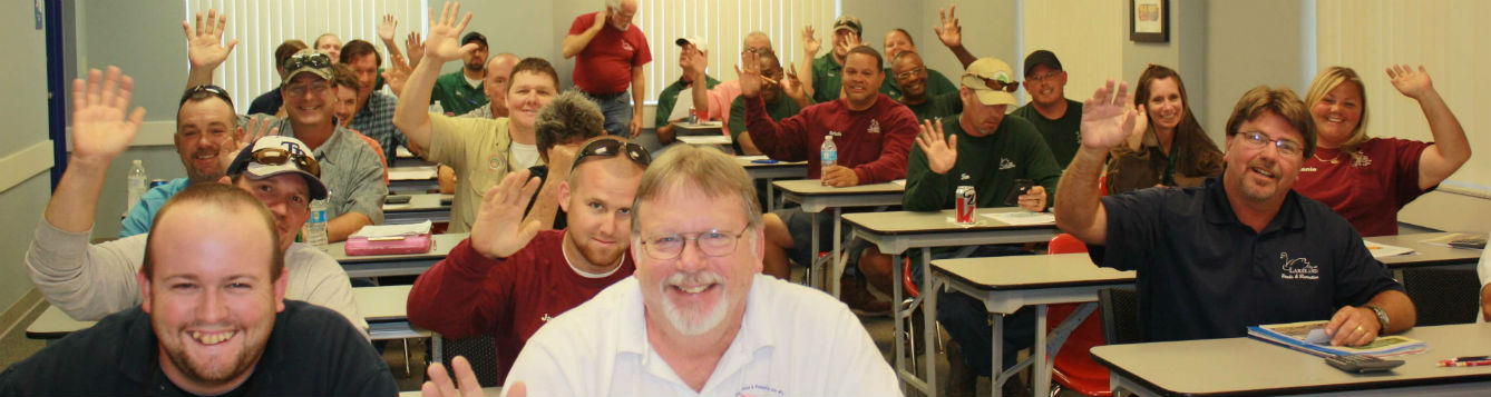 Polk County pesticide applicators enjoy professional development and learning