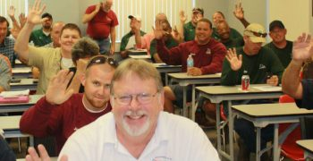 Polk County pesticide applicators enjoy professional development and learning
