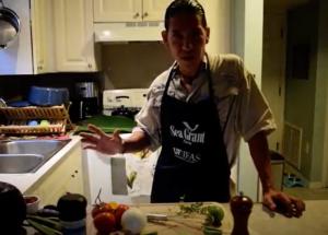 Chef Armando J. Ubeda