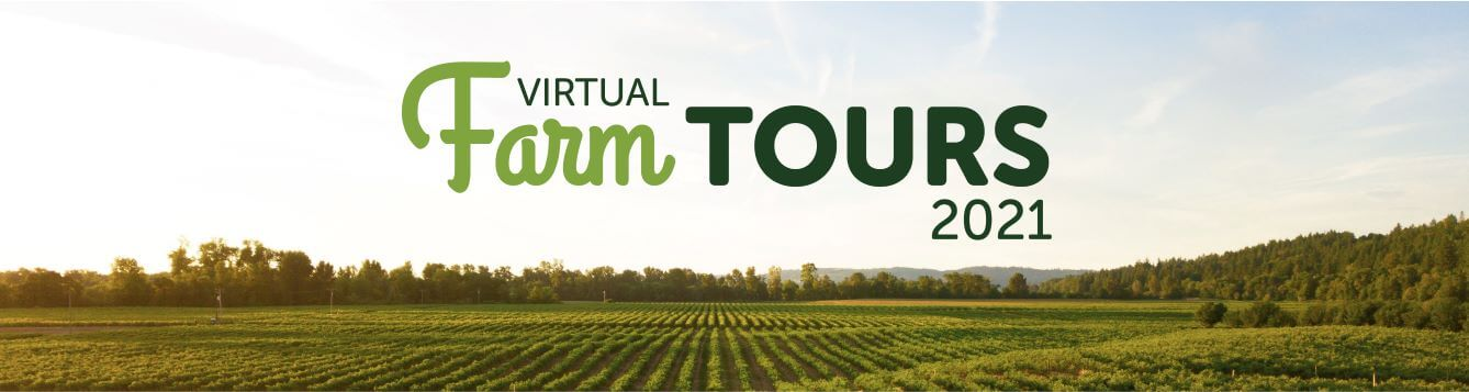 Virtual Farm Tour 2021 Logo