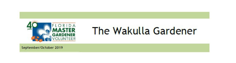 The Wakulla Garden feat