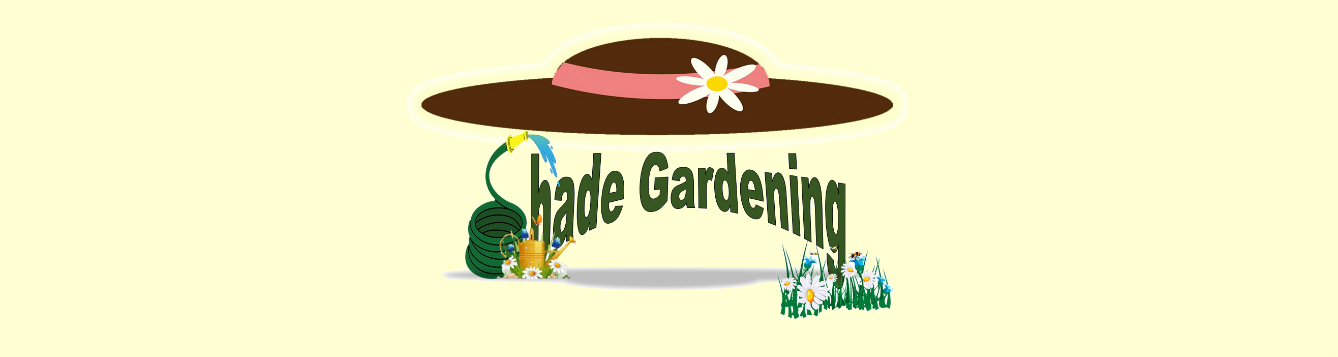 Shady Gardening feat Artwork by P Standeford
