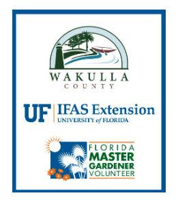 Wakulla _ Master Gardener logo