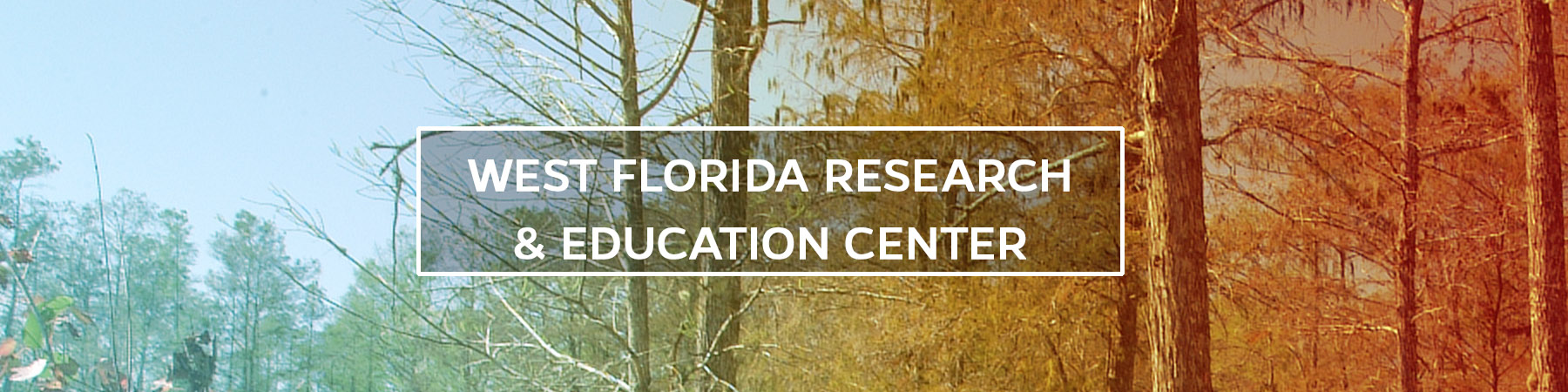 UF/IFAS West Florida Research and Education Center